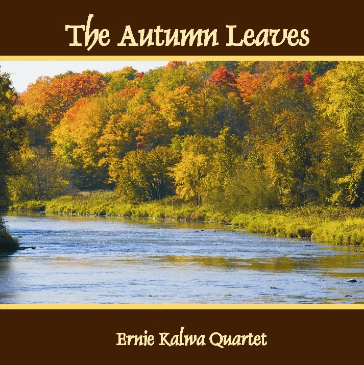 CD Cover: The Autumn Leaves