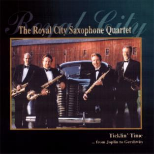 CD Cover: Ticklin' Time